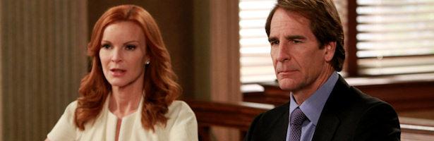 Bree Van de Kamp confiará en su abogado Trip Weston en su juicio por asesinato.