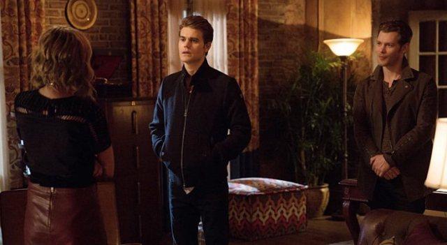 'Crónicas vampíricas' y 'The Originals'