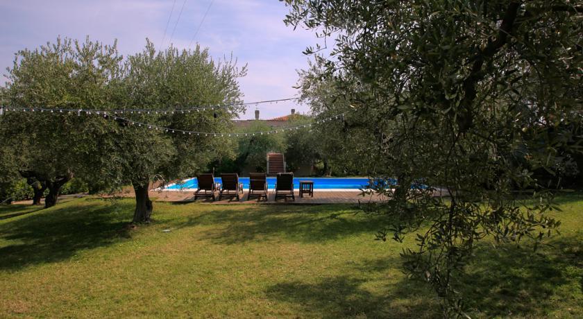 Agriturismo in Abruzzo con Piscina
