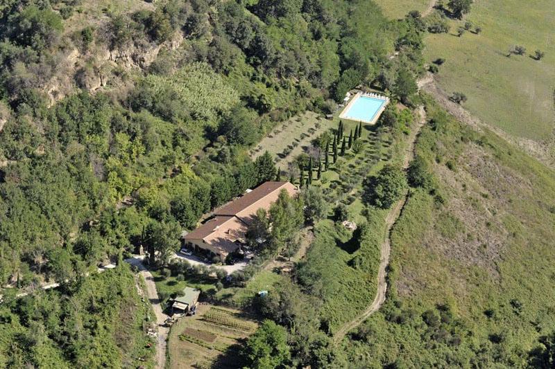 Agriturismo Valle dei Calanchi  Castiglione in Teverina