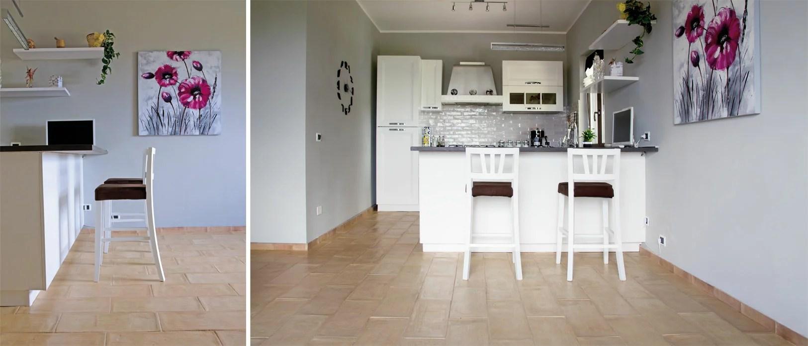 Cucina in cotto dai rivestimenti ai pavimenti ecco alcuni consigli utili