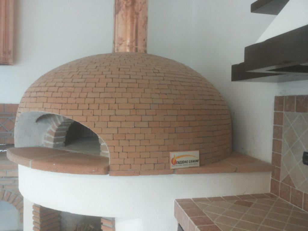 Forno Artigianale A Legna Per Pizzerie A Napoli Caserta E