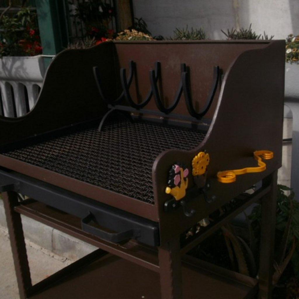 Barbecue in ferro Small  Forni Magliano srl