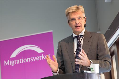 Generaldirektör Anders Danielsson