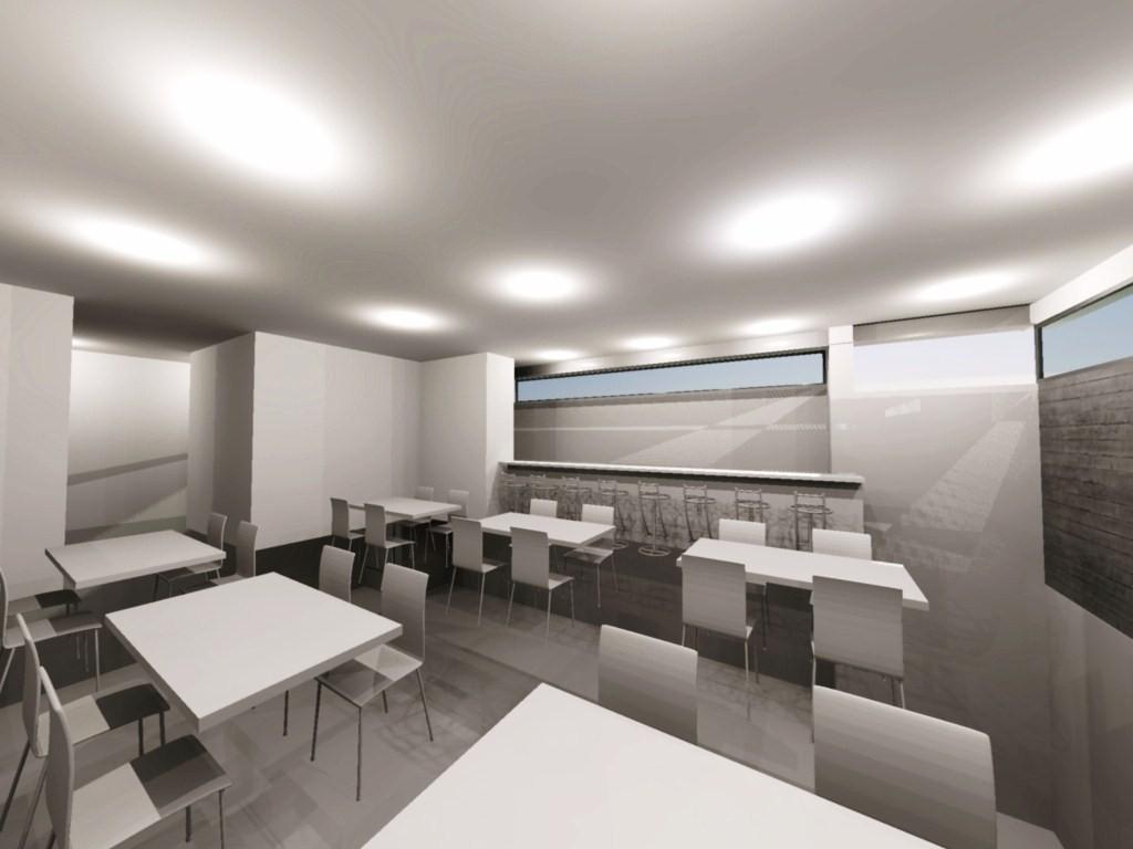 Render autocad Iluminacion de interiores