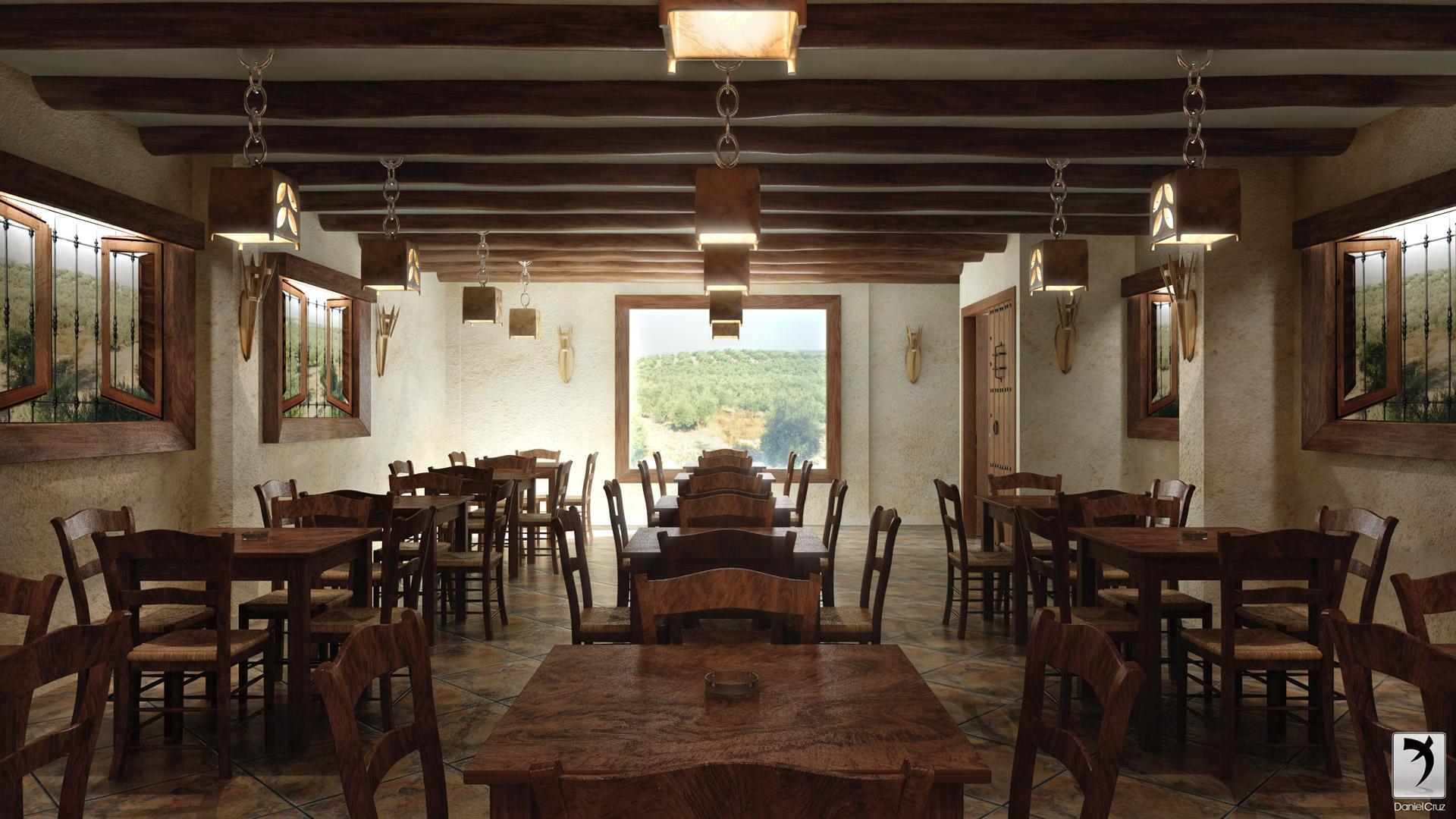 BarRestaurante rustico
