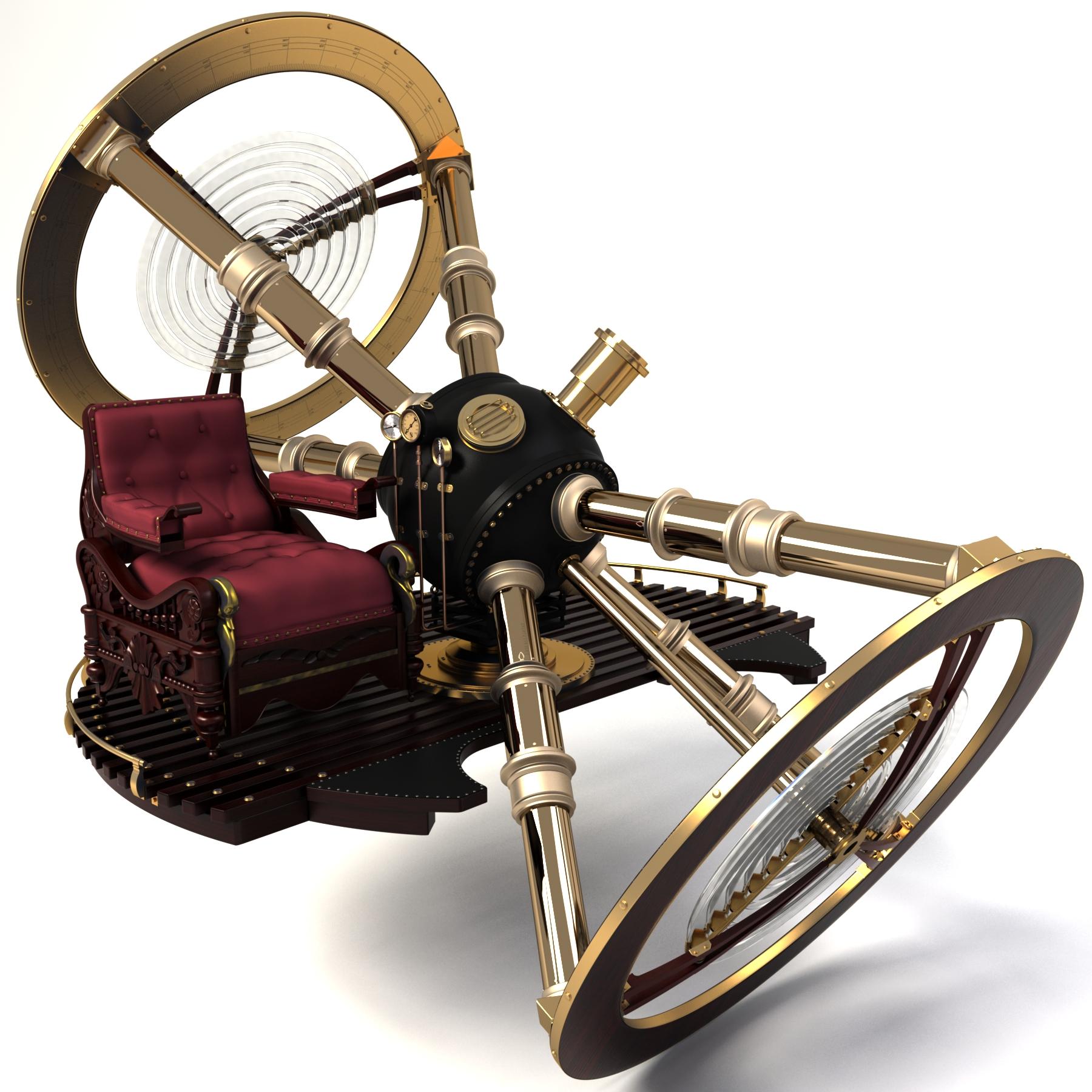 Maquina del tiempo versin 2002