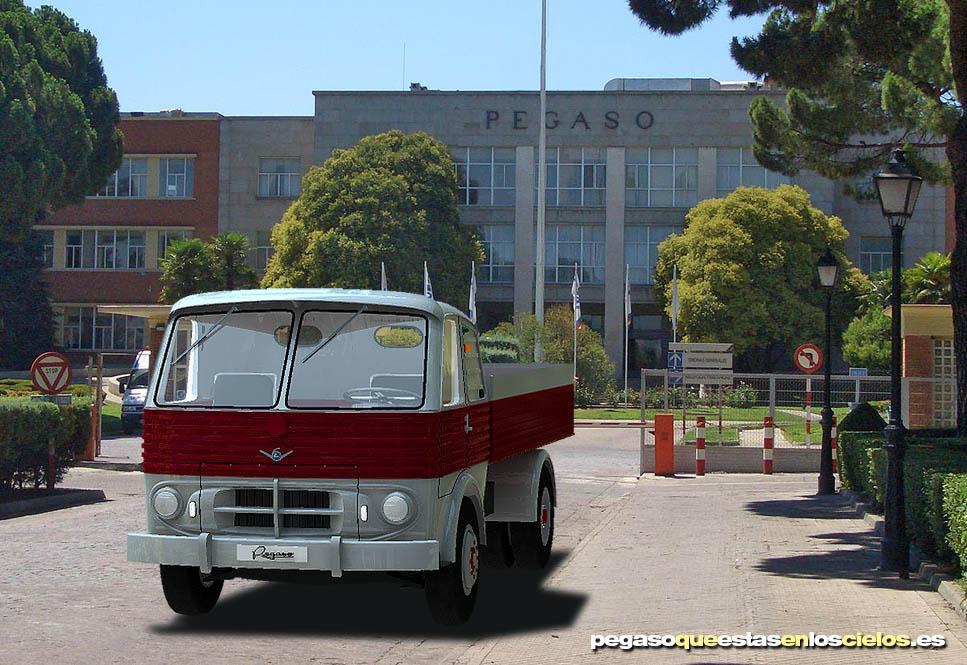 Modelos – PEGASO Empresa nacional de auto-camiones.