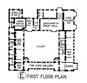 Planos castillo