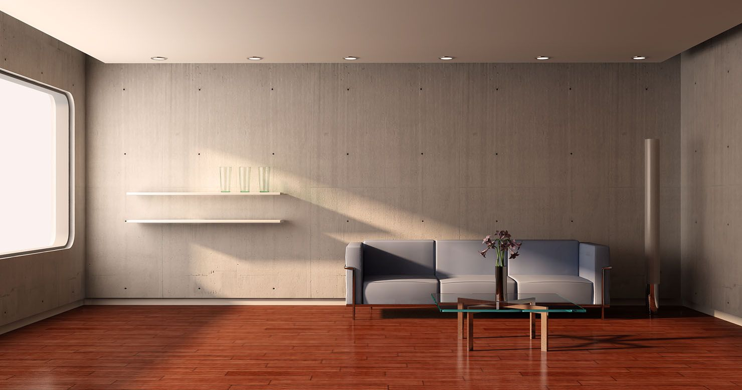 Tests de iluminacin interior con vray  Pgina 2