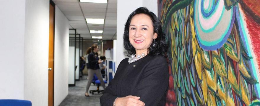 Forum 43. Cátedras CONACyT cimbró el sistema de CTI: Lorena Archundia   Foro Consultivo