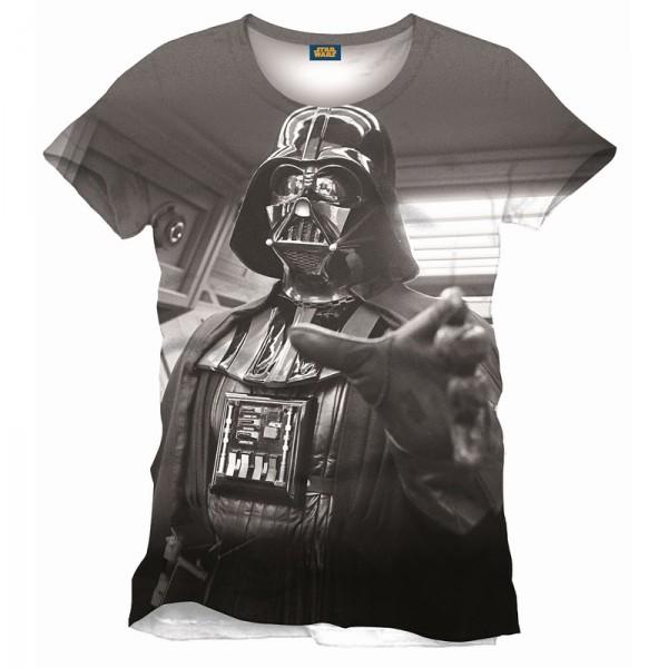T Shirt Star Wars Darth Vader