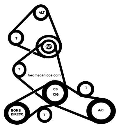 infiniti bandas serpentinas