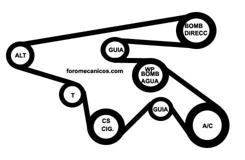 Toyota Rav4 Timing Belt Diagram, Toyota, Free Engine Image