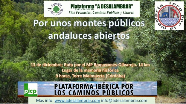 20151213-Marcha al Barranco de la Huesa