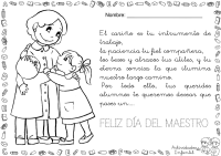 Get Inspired For Dibujos Sobre El Dia Del Maestro Para Dibujar