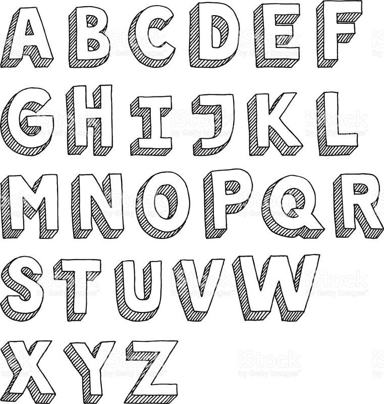 Letras Para Cartulas De Cuadernos 37 Imgenes Foros