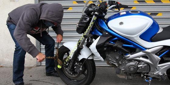 Resultado de imagen para robo de motos