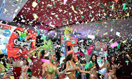 Todo Listo para el Carnaval Tuxpan 2016