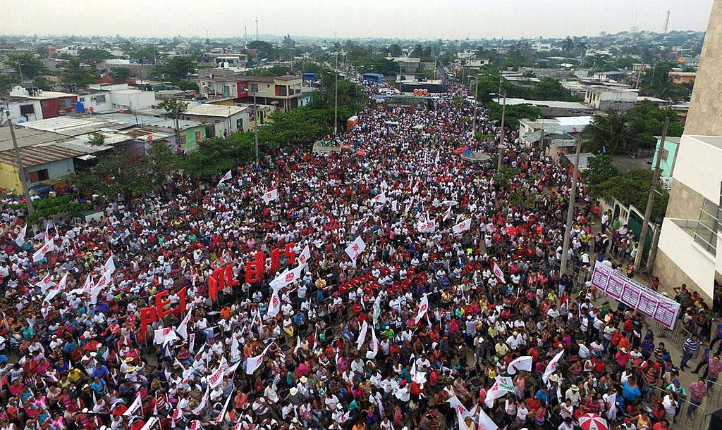 Ganaremos el 5 de Junio: Héctor Yunes Landa