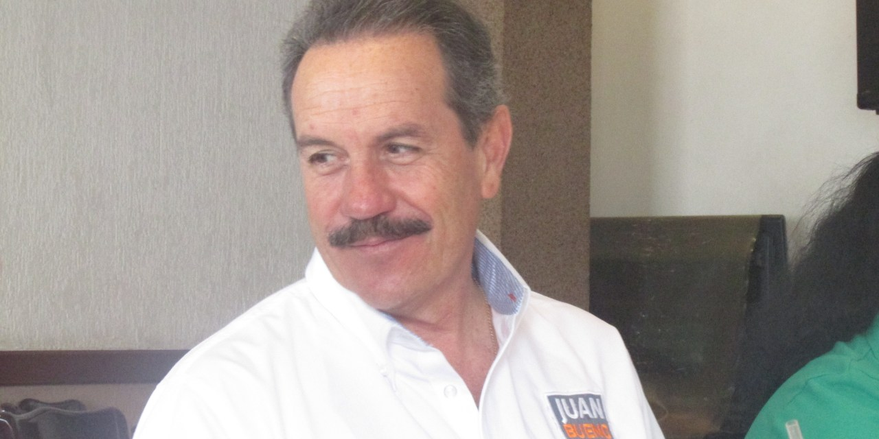 JUAN BUENO TORIO IMPONDRÁ ESTADO DE DERECHO PARA COMBATIR CORRUPCIÓN EN VERACRUZ