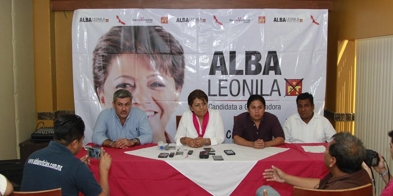 """""""En mi gobierno habrá inversión al campo, su desarrollo irá acompañado de capacitación y modernización: Alba Leonila"""