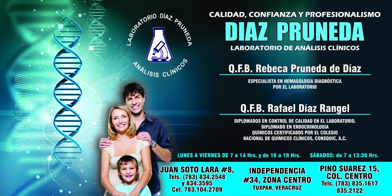 Laboratorio Diaz Pruneda