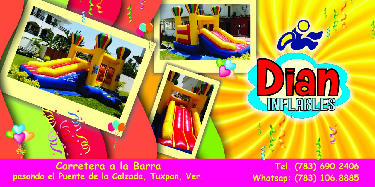 Inflables Dian