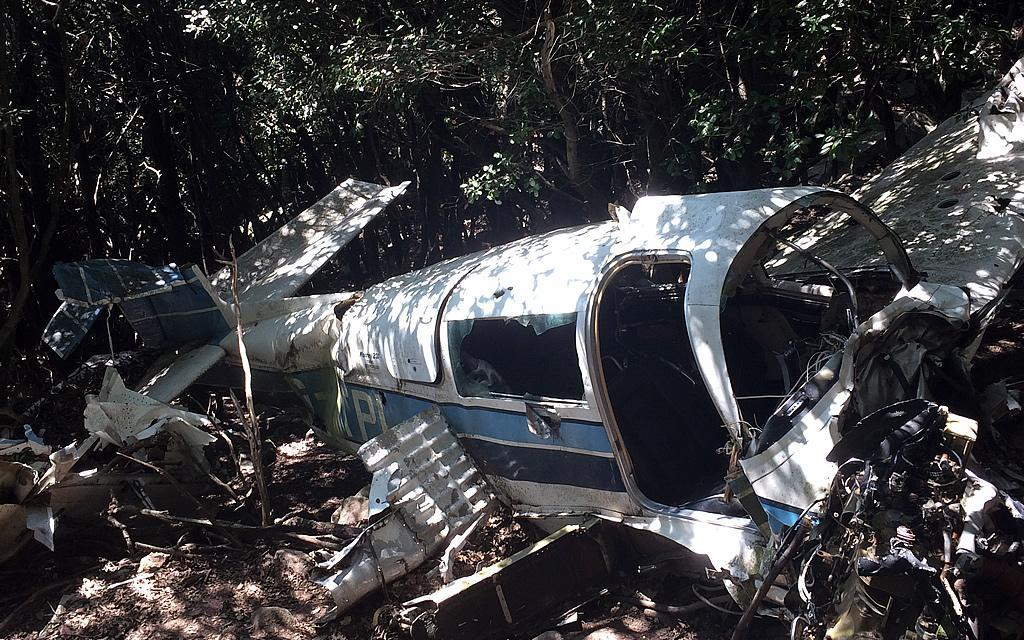LA AVIONETA DEL PLACER – DESASTRES OCURRIDOS EN TUXPAN, VERACRUZ