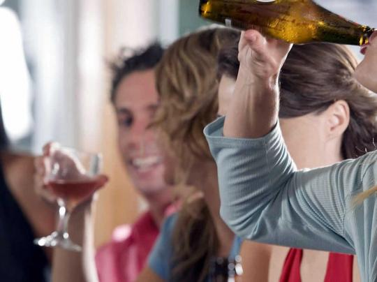 ADVERTENCIAS-El Consumo de Alcohol