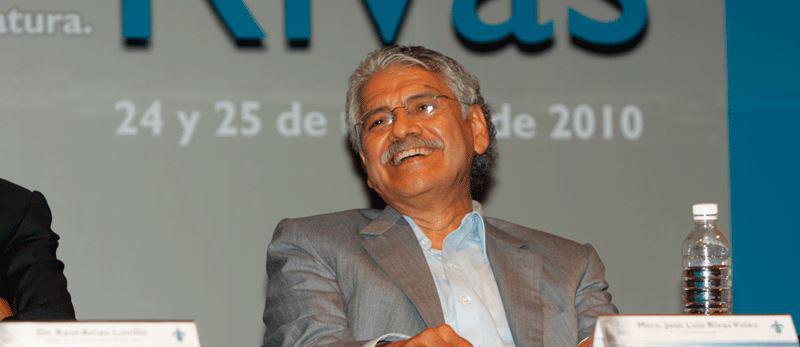 Tuxpeños Destacados: JOSÉ LUIS RIVAS VÉLEZ
