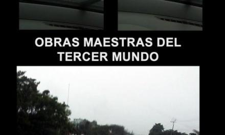OBRAS MAESTRAS DEL TERCER MUNDO – LIBRAMIENTO JUAN RATÓN GANEM