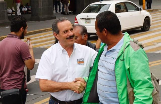 Partidos Políticos alientan la pobreza en Veracruz: Juan Bueno Torio