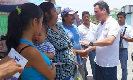 Agua potable, una de las mayores necesidades del Tercer Distrito