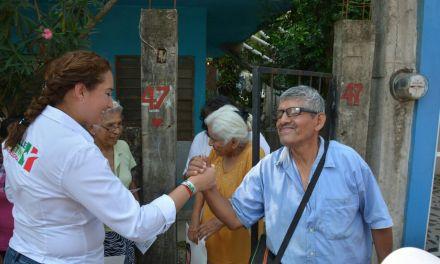 Michelle Gustin es una gran candidata honorable, honrada y comprometida: Héctor Yunes