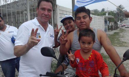 Seré su aliado ante el Congreso: Esquitin Ortiz