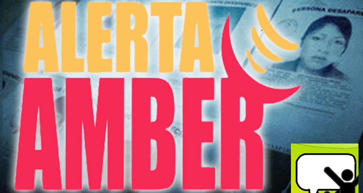 Activan Alerta Amber por desaparición de menor de 12 años, en Rafael Delgado