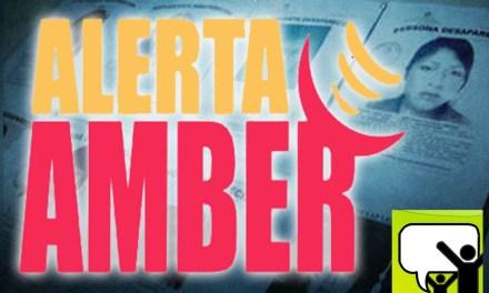 Activan Alerta Amber por desaparición de menor de 13 años, en Córdoba