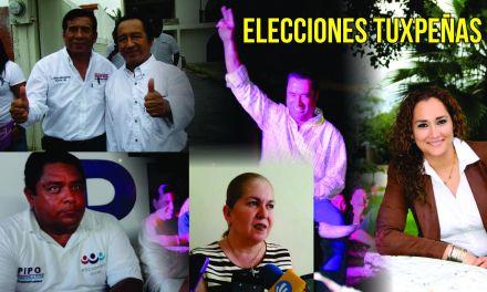 Arrancan campañas por la Diputación Local en Tuxpan
