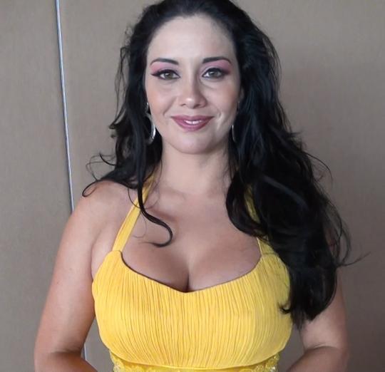La Actriz Tuxpeñissima Sugey Abrego