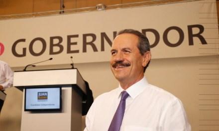 Señala Juan Bueno a políticos que en lugar de sudor en la frente, tienen corrupción y sangre en sus manos