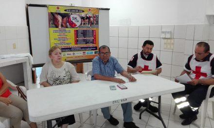 Realizarán carrera a favor de la Cruz Roja Tuxpan
