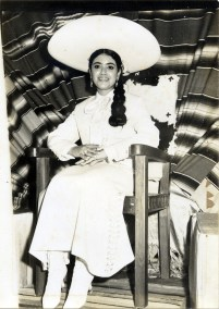 Martha Sanchez Musalem 1970