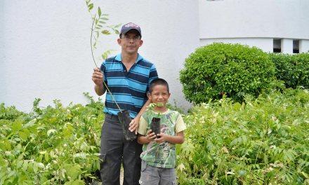 Ayuntamiento de Tuxpan celebró el Día del Árbol
