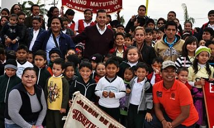 Transforma ASR el telebachillerato de Santiago de la Peña