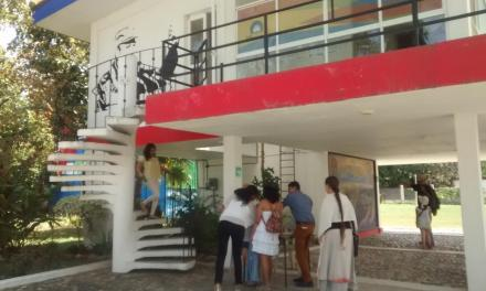 Se incrementa afluencia de extranjeros en el Museo México-Cuba