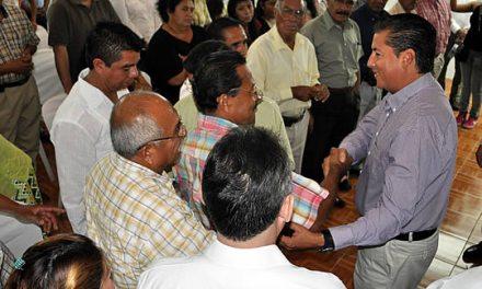 Continuara y con mas fuerza, el apoyo a todas las entidades religiosas de Tuxpan: ASR