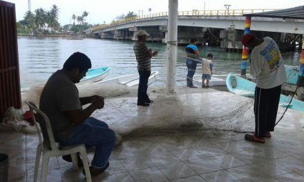 Entregan recursos del programa empleo temporal a 356 pescadores de Tuxpan