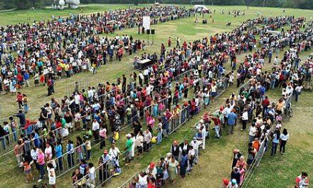 5 mil familias tuxpeñas, tendrán un feliz inicio de año