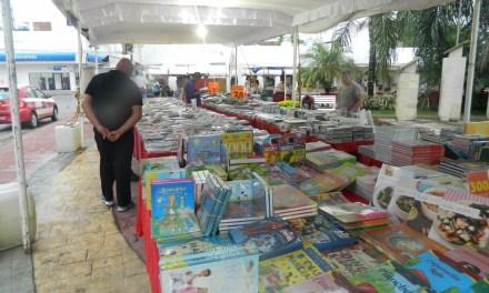 Inauguran Feria del Libro en Tuxpan